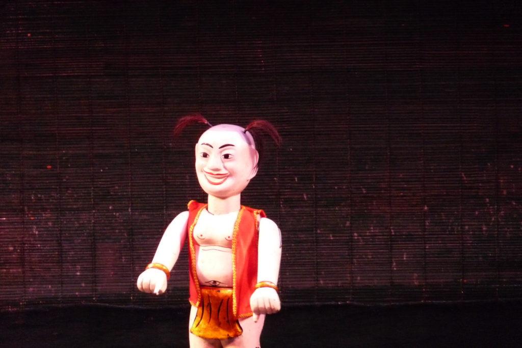 Teatr lalek na wodzie